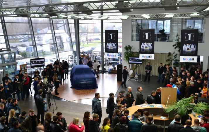 004 - Презентация для маркетинговой категории Elite Club поддержка имиджа бренда Mobil 1