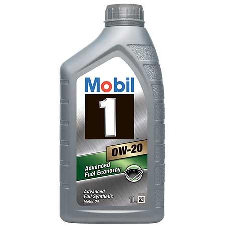 0w201 - MOBIL 1™ 0W-20