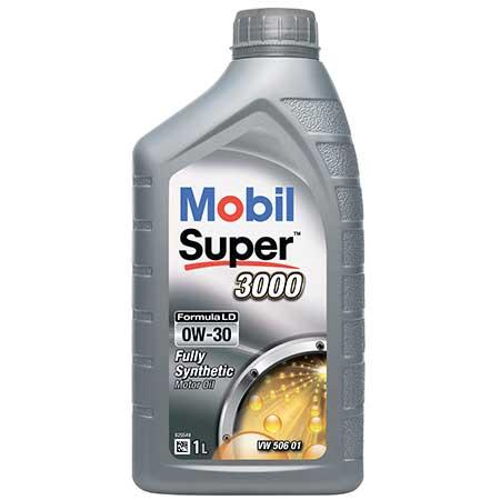 0w303000 - MOBIL SUPER™ 3000 FORMULA LD 0W-30