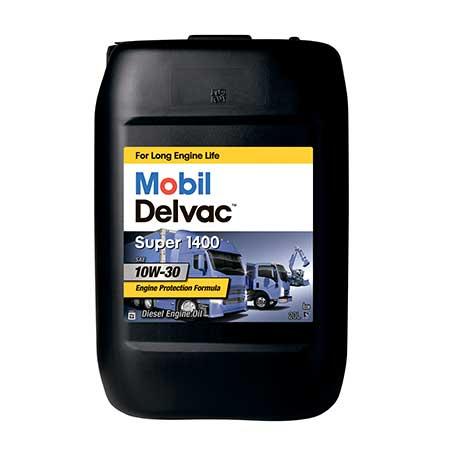 10w30 - MOBIL DELVAC™ SUPER 1400 10W-30
