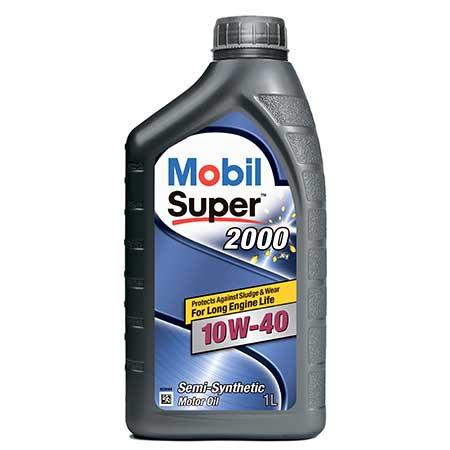 10w401 - Mobil Super 2000 X1 10W-40