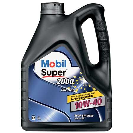 10w40d - MOBIL SUPER™ 2000 X1 DIESEL 10W-40