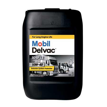 10w40le20 - MOBIL DELVAC™ XHP LE 10W-40