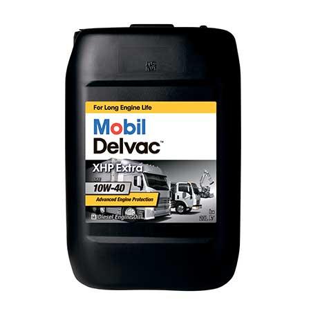 10w40xph20 - MOBIL DELVAC™ XHP EXTRA 10W-40
