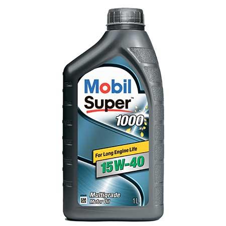 15w401 - Mobil Super 1000 X1 15W-40