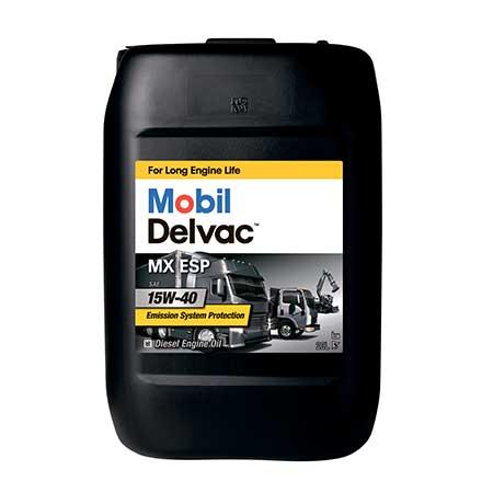 15w401400 - MOBIL DELVAC™ XHP LE 10W-40