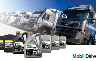 3 4 320x202 - Рекомендации по выбору смазочных материалов Mobil Delvac для грузовых автомобилей и тяжелой техники Volvo