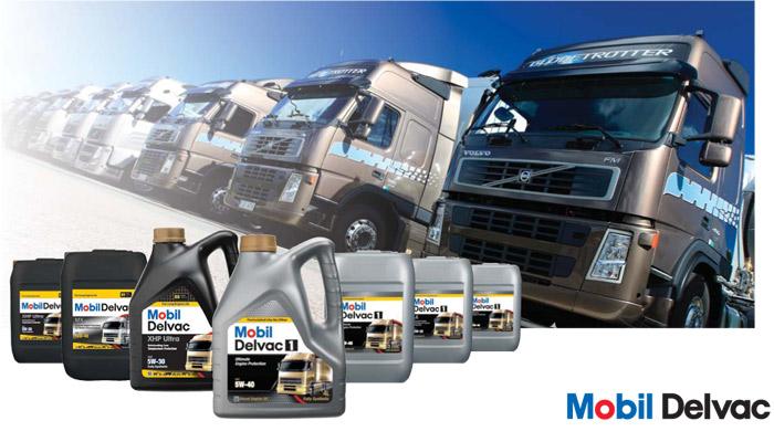 3 4 - Рекомендации по выбору смазочных материалов Mobil Delvac для грузовых автомобилей и тяжелой техники Volvo