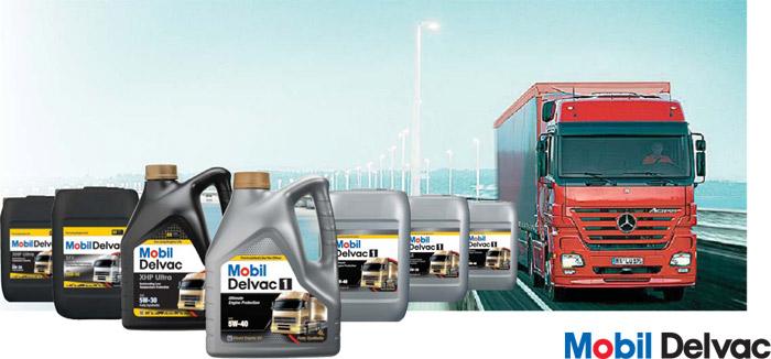 3 5 - Рекомендации по выбору смазочных материалов Mobil Delvac для коммерческого автотранспорта Mercedes-Benz