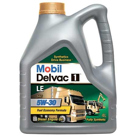 5w30 - MOBIL DELVAC 1™ LE 5W-30