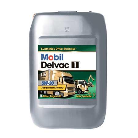 5w3020 - MOBIL DELVAC 1™ LE 5W-30