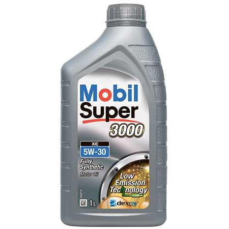 5w3030001 - MOBIL SUPER™ 3000 XE 5W-30