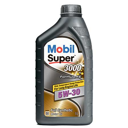 5w30ff1 - MOBIL SUPER™ 3000 X1 FORMULA FE 5W-30