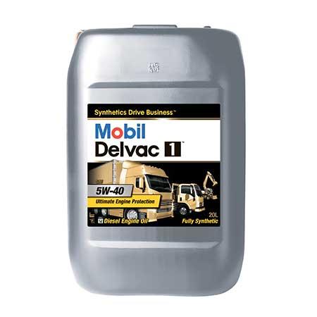 5w40 1 - MOBIL DELVAC 1™ 5W-40