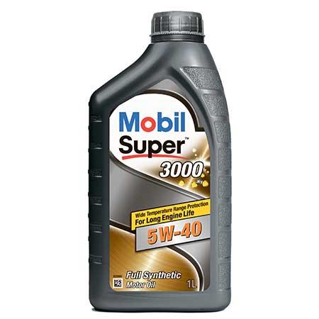 5w401 - MOBIL SUPER™ 3000 X1 5W-40