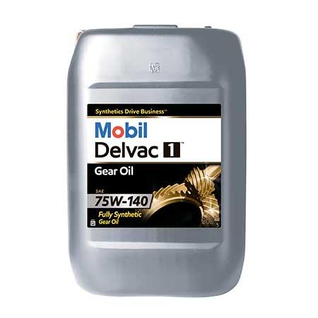75w140 - Mobil Delvac 1™ Gear Oil 75W-140