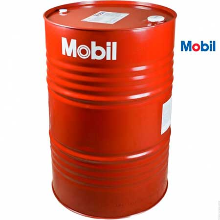 bochka - Mobil Velocite Oil Numbered