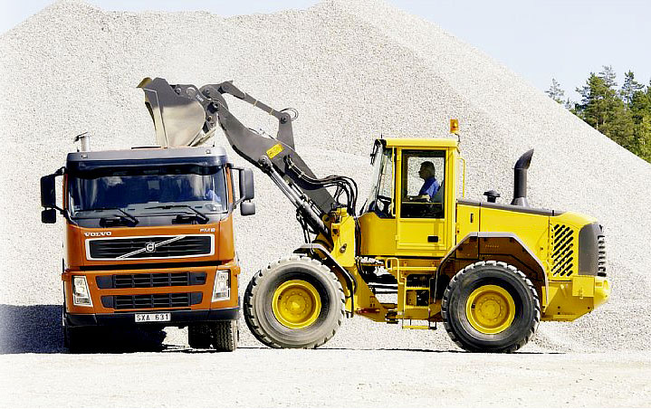 stroitelstvo - Mobil Delvac. Опыт использования в строительном бизнесе